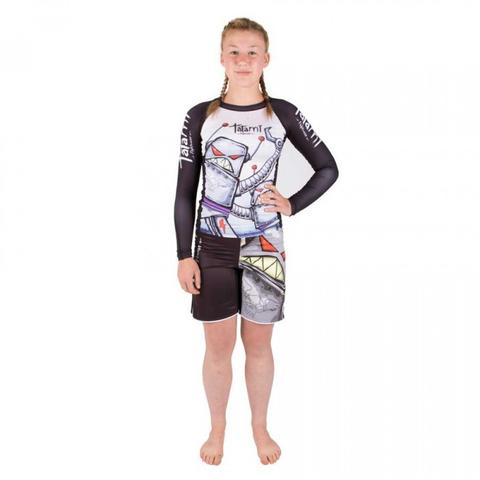Tatami Robot Kids Grappling Shorts