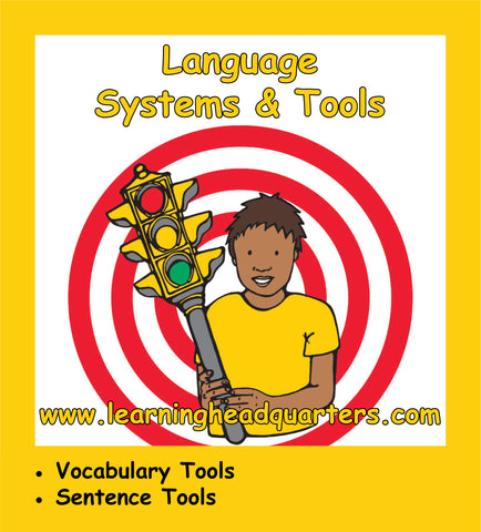 Second Grade: Language Systems & Tools