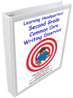 2: Common Core Writing Inservice Kit (2014 release)