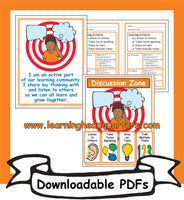 4: Discussion Zone - Downloadable PDFs