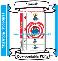 K: Independent Worker Guide - Downloadable PDF (SPANISH)