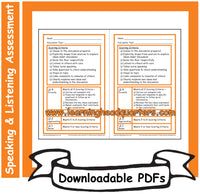 3: Discussion Zone Checklist - Downloadable PDFs