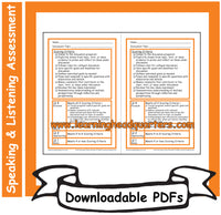 6: Discussion Zone Checklist - Downloadable PDFs