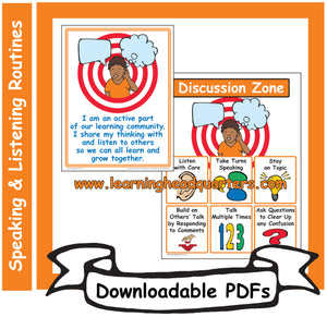 1: Discussion Zone - Downloadable PDFs
