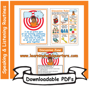 5: Discussion Zone - Downloadable PDFs