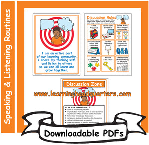 6: Discussion Zone - Downloadable PDFs