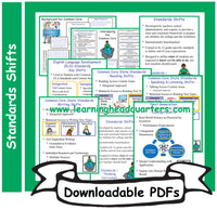 1: Standards Shifts - Downloadable PDFs