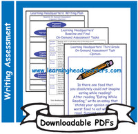 3: Writing Assessment Systems  - Downloadable PDFs