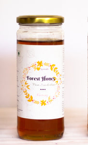 Single-Flora Forest Honey