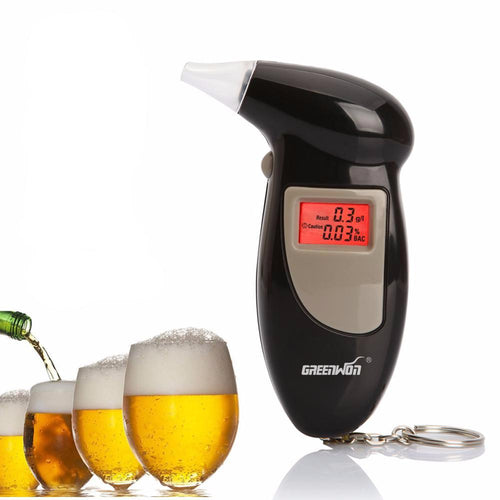 Breath Alcohol Tester - AlcoYoung