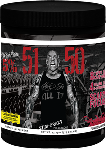 5% NUTRITION 5150 PRE-WORKOUT