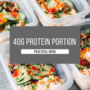 40G PROTEIN PORTION