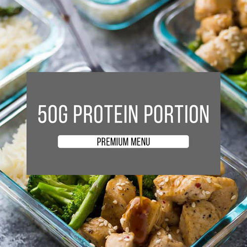 50G PROTEIN PORTION