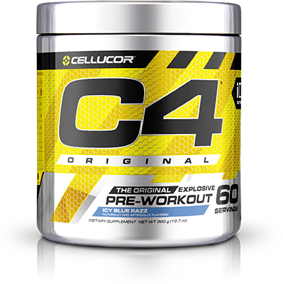 CELLUCOR C4 60 SERVINGS