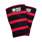 YAYB Protein Triple Ply Knee Sleeves (pair) War Series