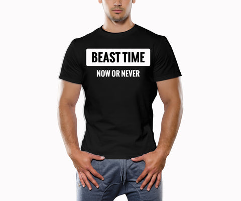 Beast Time Now or Never
