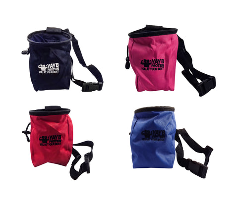YAYB Chalk Bag (multiple colours)