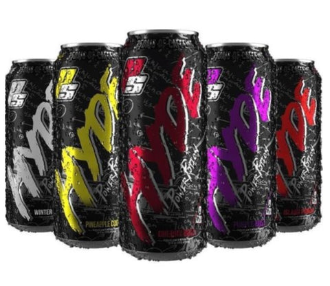 Hyde Power Potion Cans x15