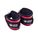YAYB Pro Ankle Straps (For Cable Machine)
