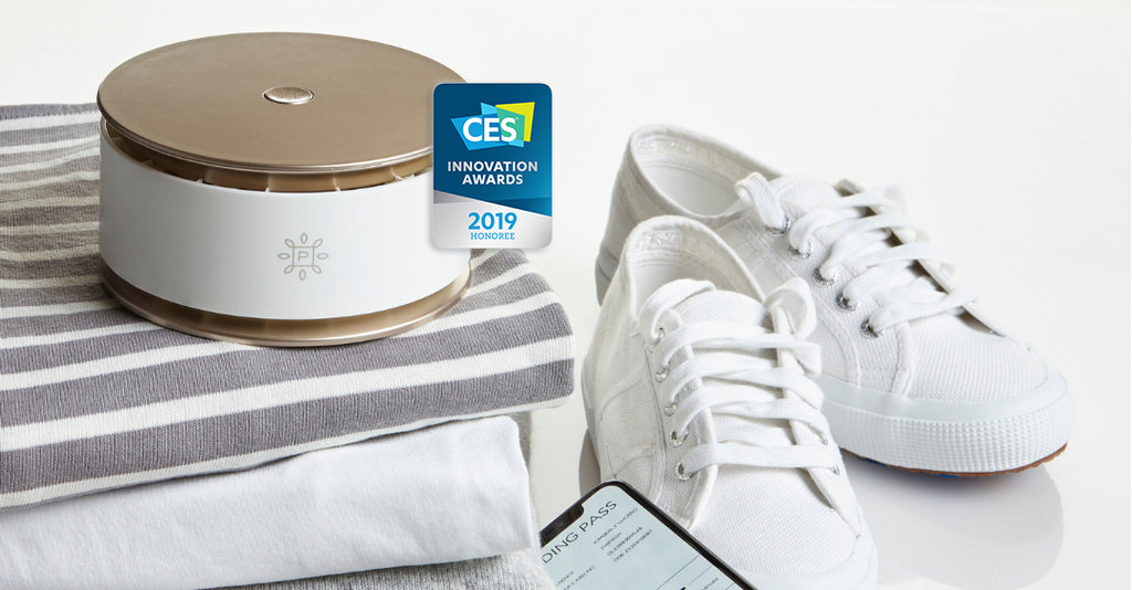 (We Won!) 2019 Consumer Electronics Show Innovation Honoree