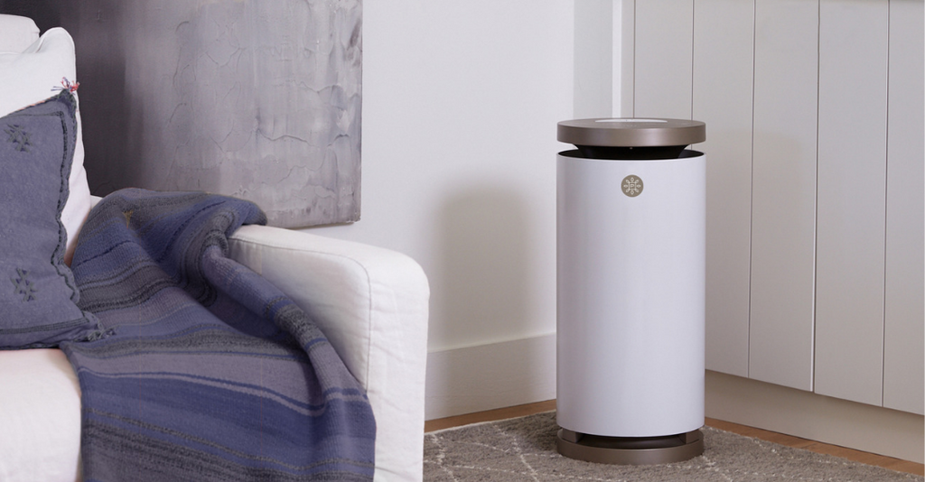10 Air Purifiers That Double As Chic Home Decor Pieces
