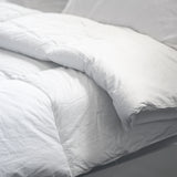 Hotel Plush Cooling Comforter and Sheet Set