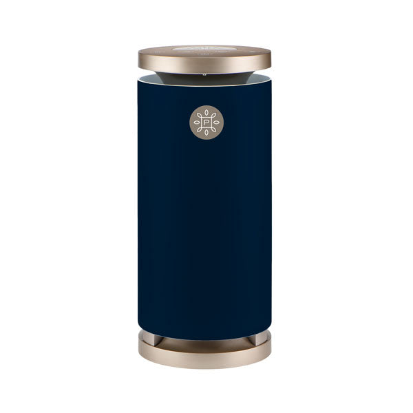 navy large air purifier designer wrap