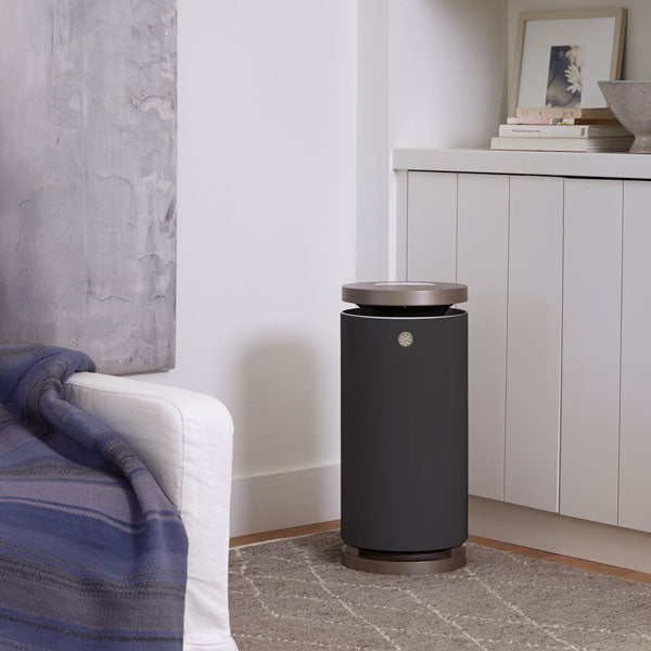 charcoal wrap on large air purifier