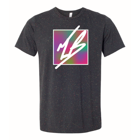 Adult - Color Speckle Tee