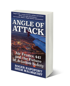 Special Feature! Newly released book Angle of Attack! Order now and get an autographed copy!