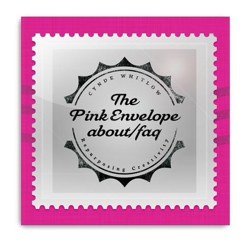 The Pink Envelope Stash About/FAQ