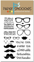 Paper mooches Incognito Stamp Set