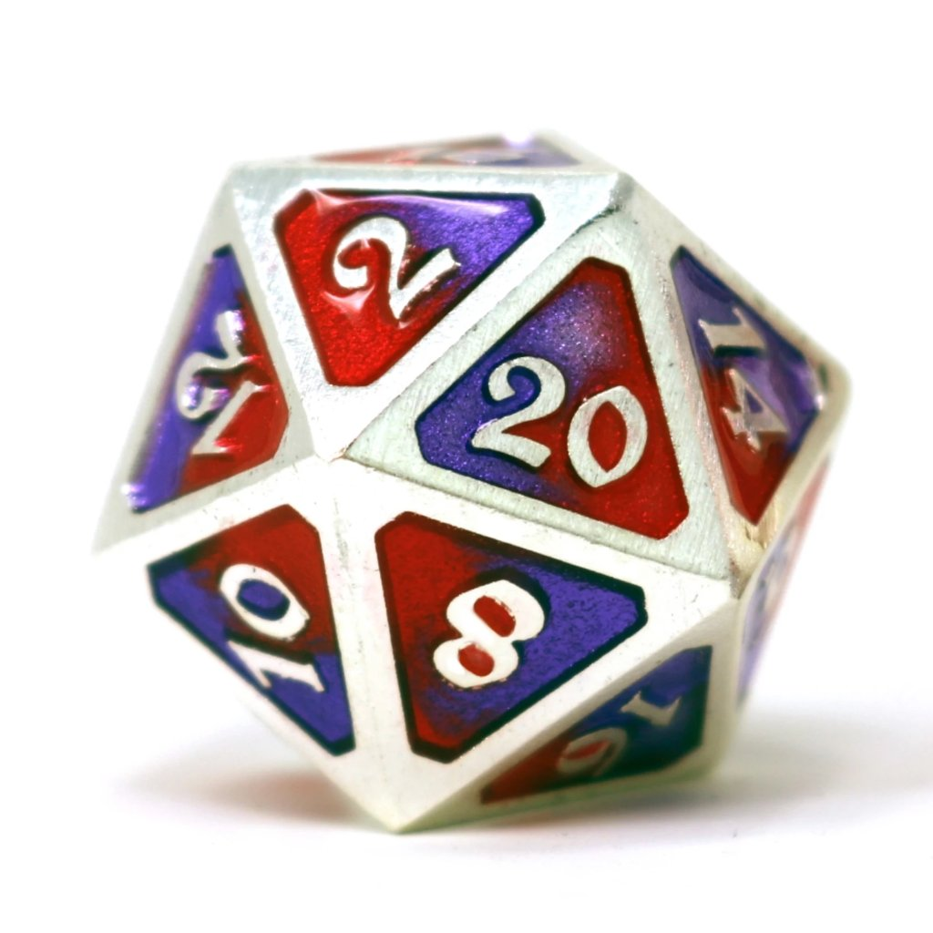 Single d20 - Spellbinder Sovereign