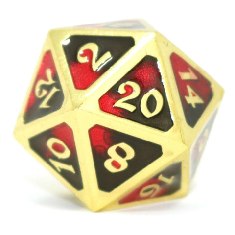 Single d20 - Dark Arts Bloodbath
