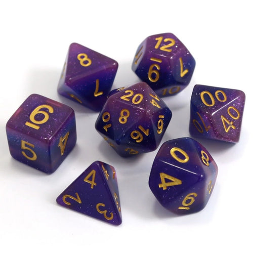 RPG Set - Lavender Galaxy