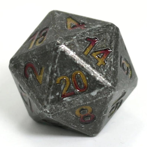 Single d20 - Forge Brimstone