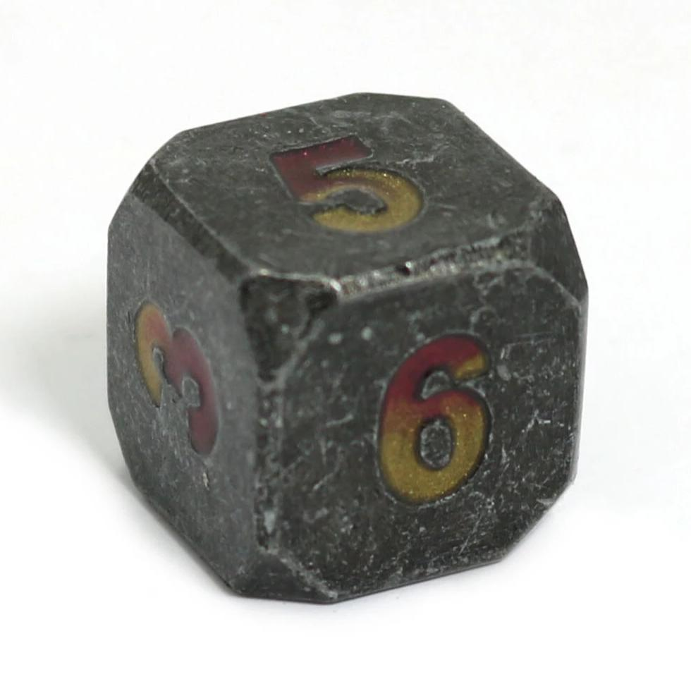Single d6 - Forge Brimstone
