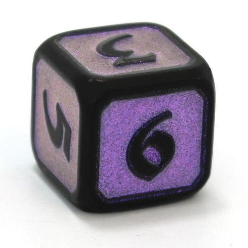 Single d6 - Dreamscape Nightshade