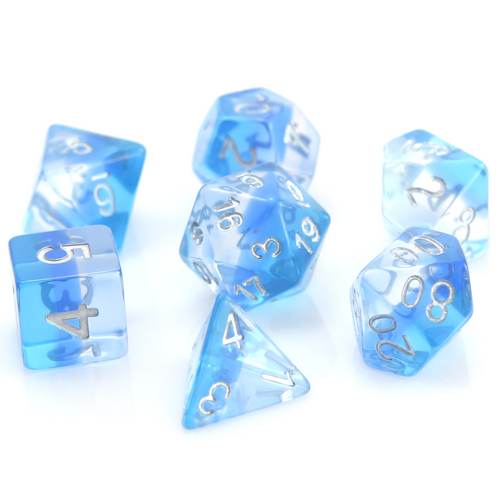 RPG Set - Translucent Ice Storm
