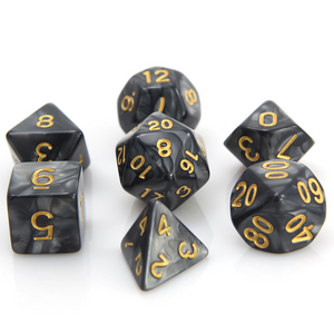 RPG Set - Smoke w/ Gold