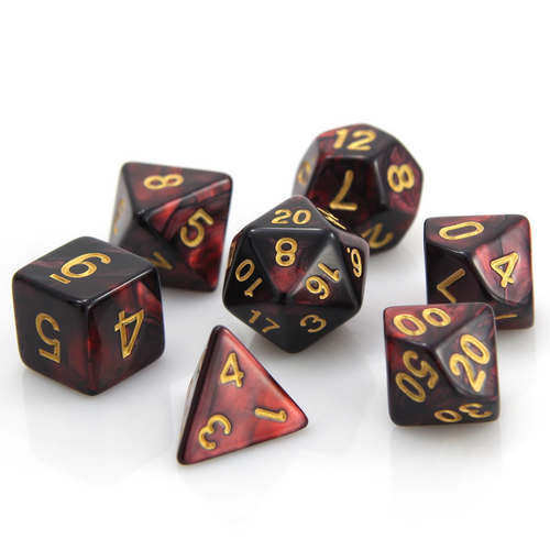 RPG Set - Glowing Embers