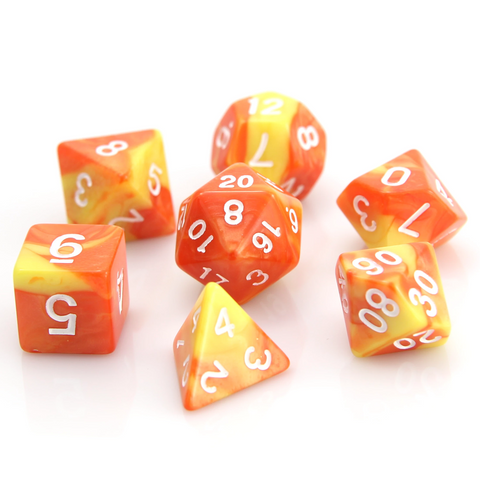 RPG Set - Fireball