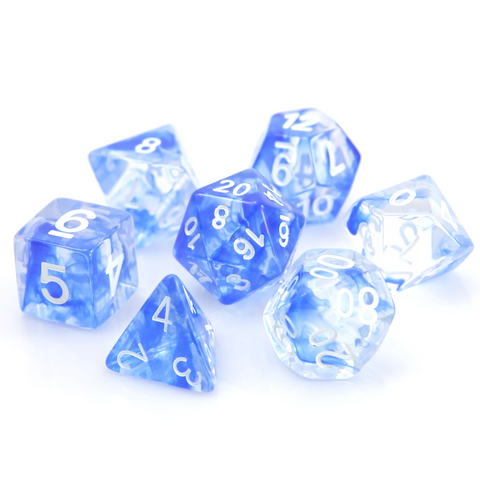 RPG Set - Blue Wisp