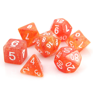 RPG Set - Orange Galaxy