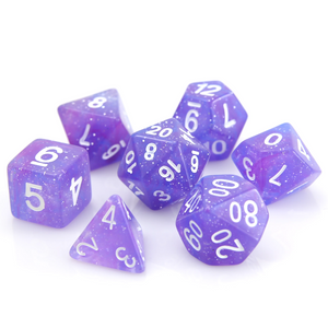 RPG Set - Purple Galaxy