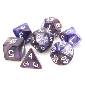 RPG Set - Copper/Purple Alloy