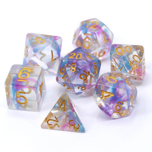 RPG Set - Blue/Purple Wisp