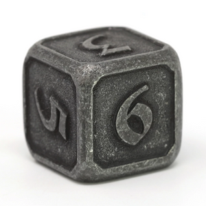 Single d6 - Mythica Dark Iron