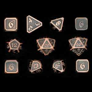 Mythica Battleworn Copper - 11 Piece Set