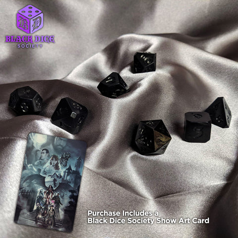 The Black Dice Society Project Set